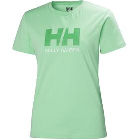 Helly Hansen HH Logo - T-shirt manches courtes Femme - turquoise